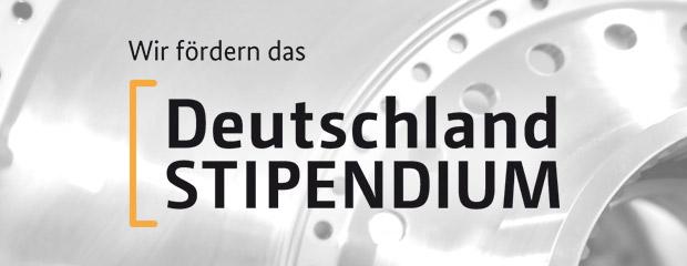 Bild: Deutschlandstipendium