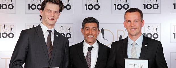 Bild: Top 100 Award
