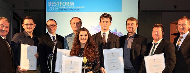 Bild: Bestform Award 2013